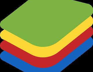 BlueStacks software logo