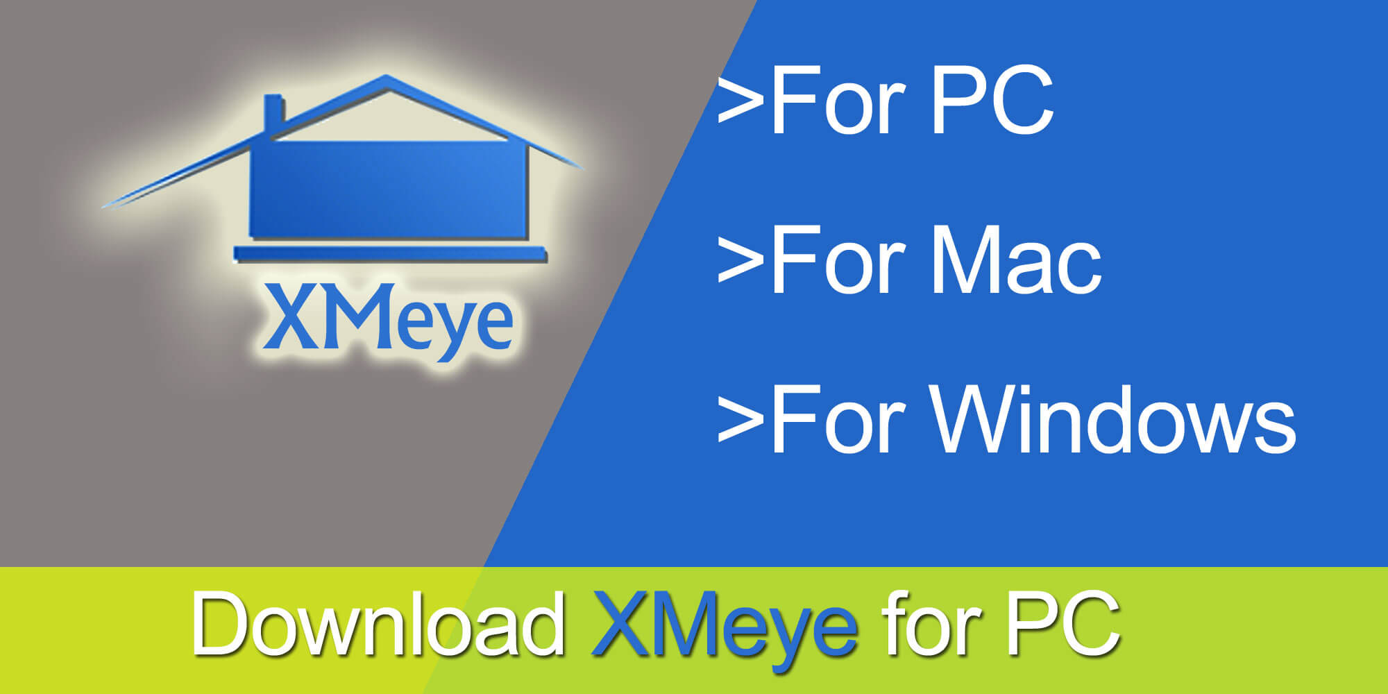 xmeye windows