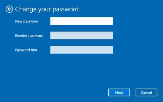 remove password windows 10 option