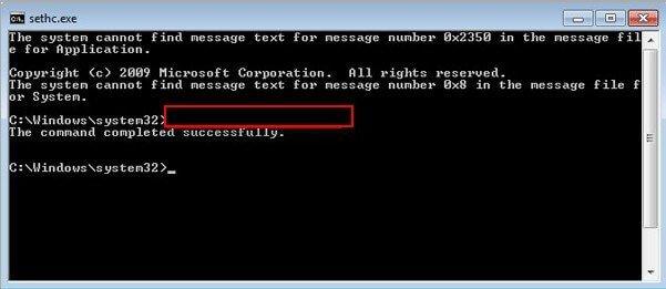 remove password windows 7