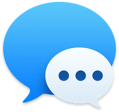 iMessage software logo