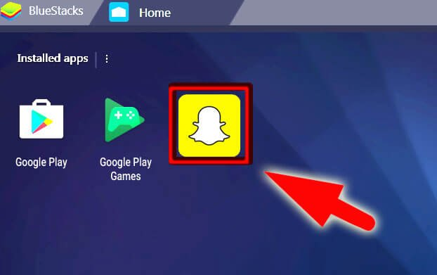 Install Snapchat on Windows Mac