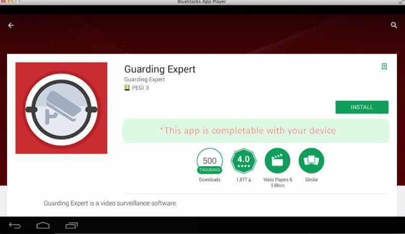 get guarding expert for Windows pc