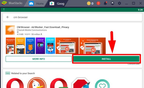 download cm browser for pc