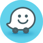 logo of waze app for pc