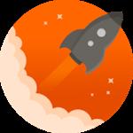rocket browser official logo
