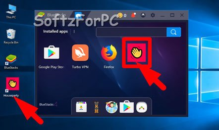 Houseparty for PC download Windows 10 Mac New Version