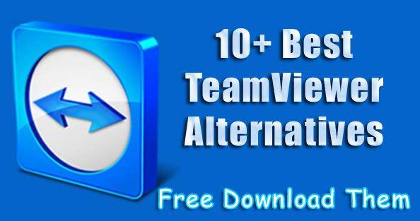 Best TeamViewer Alternatives Free Download