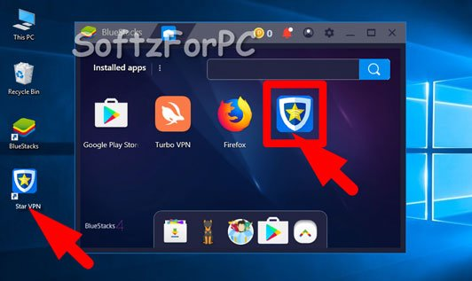 Download Star VPN for Windows PC and MacBook