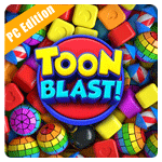 Logo of Toon Blast For PC